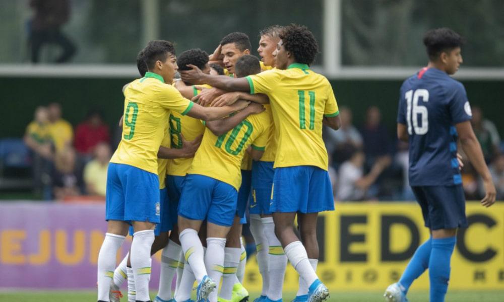 Brasil no Mundial sub-17