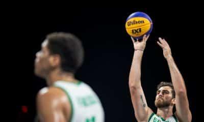 Em Doha, basquete 3x3 do Brasil avança às quartas nos dois naipes