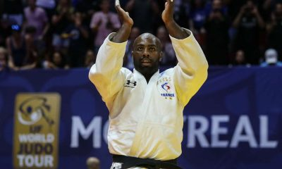Teddy Riner, do judô