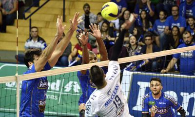 AO VIVO: Taubaté x Campinas - Final do Paulista de vôlei masculino