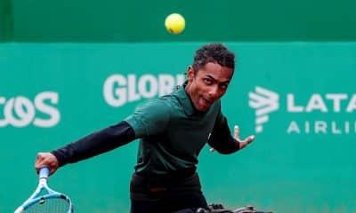 Ymanitu Silva Many nos Jogos Pan-Americanos tênis em cadeira de rodas
