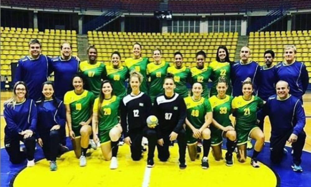 Espanhol Jorge Dueñas convoca a seleção brasileira de handebol feminino para o Mundial do Japão. Equipe terá três goleias.
