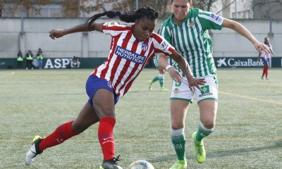Ludmila - Atlético de Madrid coronavírus covid-19 positivo