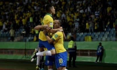 Brasil x França - Copa do Mundo sub-17
