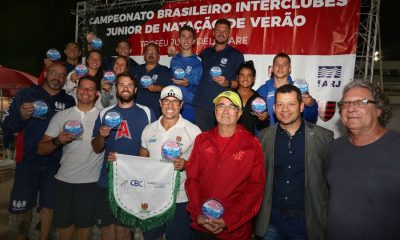 Minas é campeão do Troféu Júlio de Lamare
