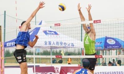 Hevaldo e Vinícius não passam da fase de grupo na etapa de Qinzhou