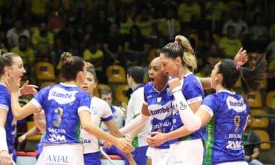 Minas e Taubaté foram campeões da Superliga 2018/19