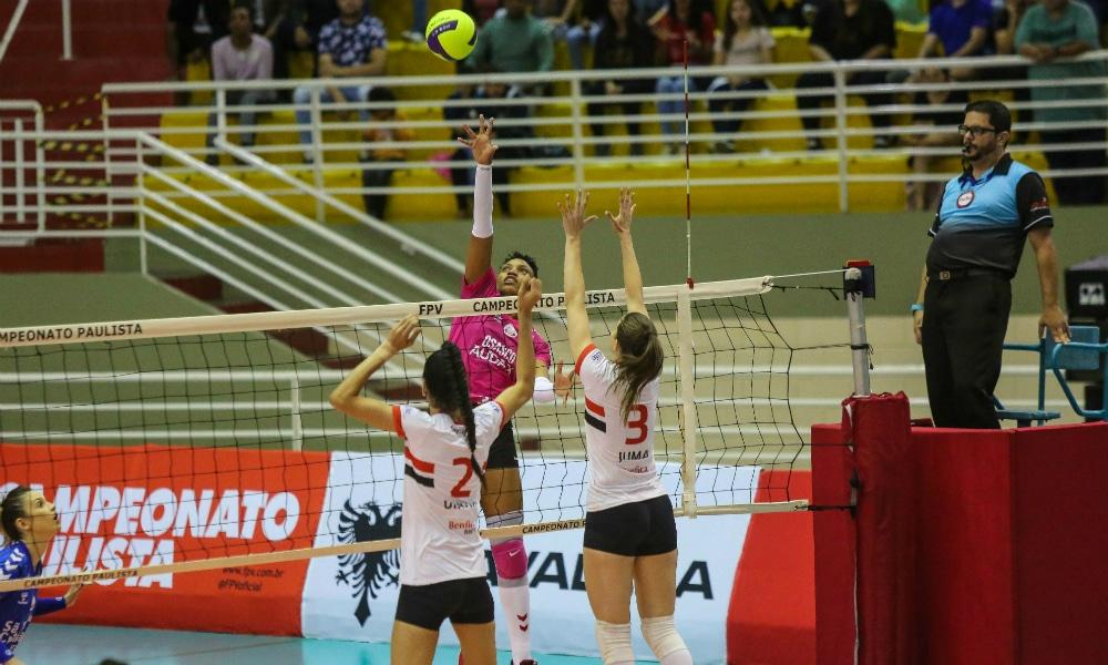 Osasco aposta na torcida para a partida final contra Barueri TABELA DO CAMPEONATO PAULISTA DE VÔLEI FEMININO 2020