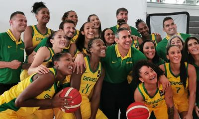 Brasil - Pré-Olímpico das Américas