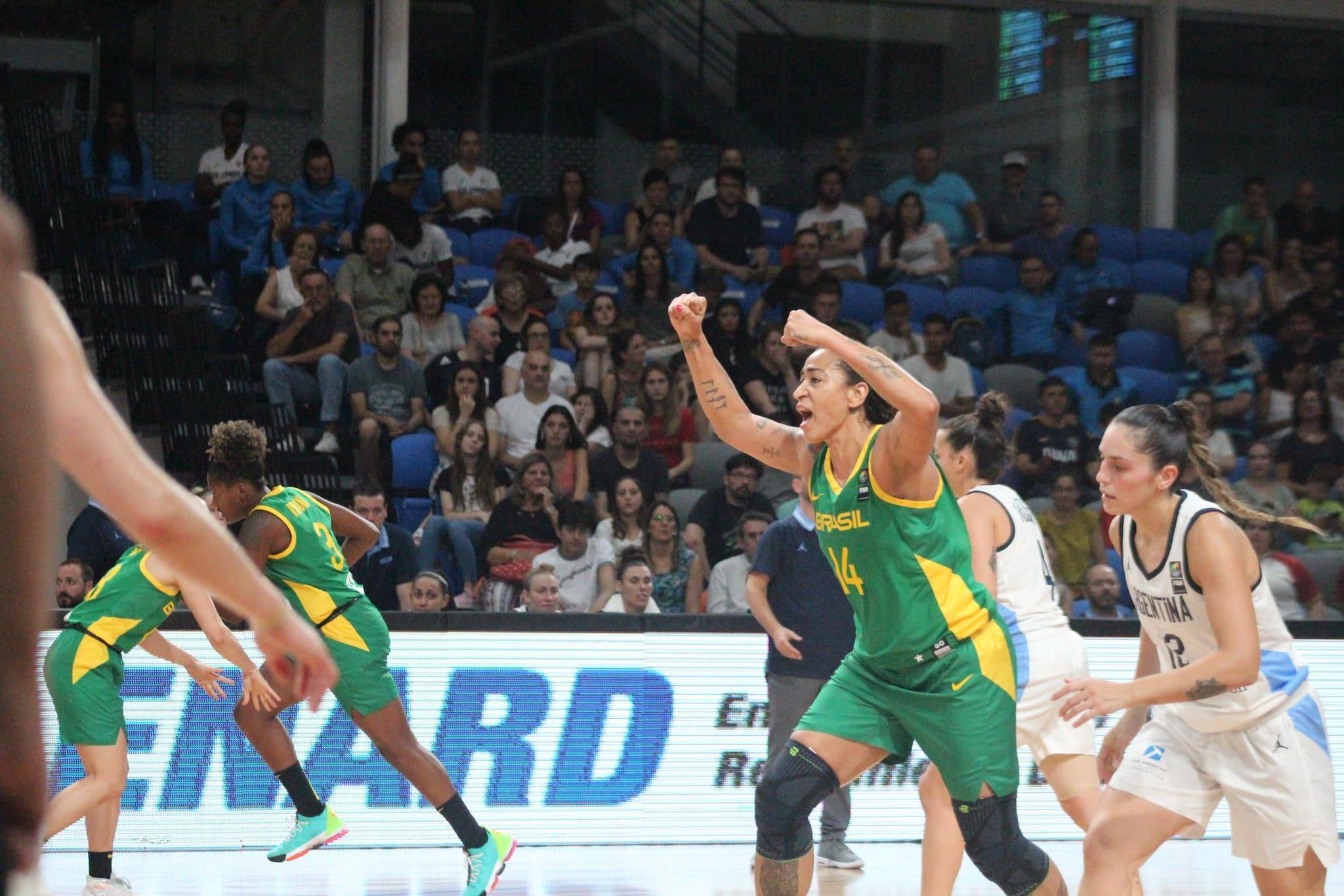 Brasil x Argentina - Pré-Olímpico