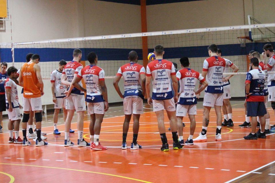 Blumenau x Ponta Grossa - Superliga Masculina