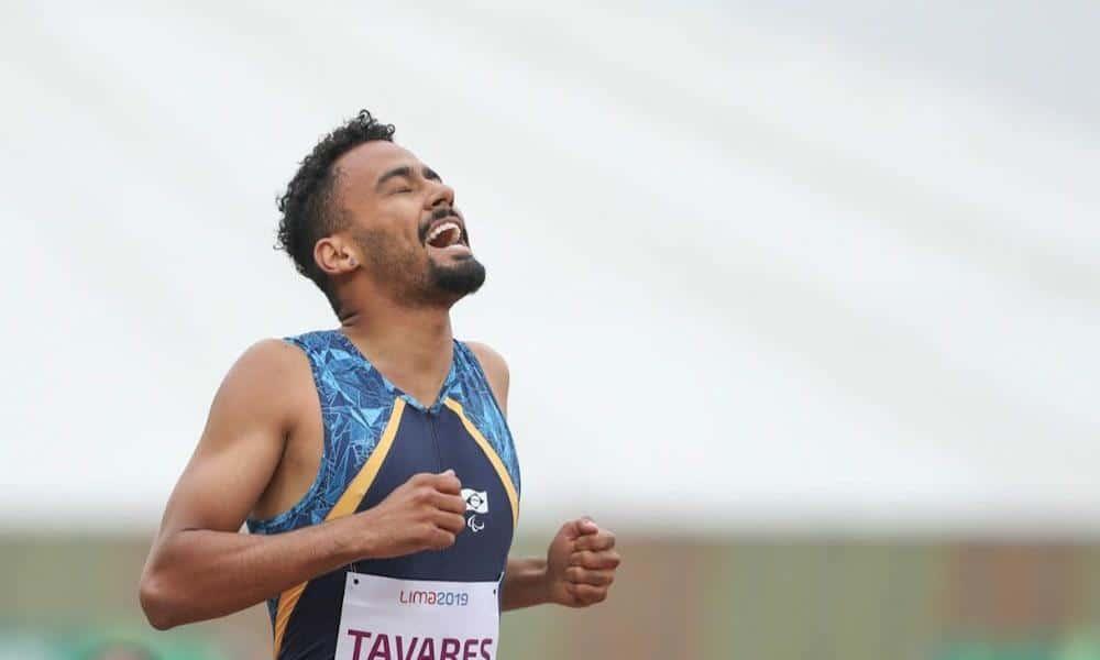 Daniel Martins - Mundial Paralímpico