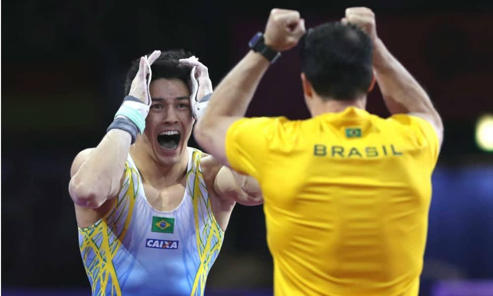 Conheça mais sobre Arthur Nory, atleta que defenderá o Brasil Ginástica artística masculina nos Jogos Olímpicos de Tóquio 2020