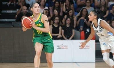 Bom momento basquete feminino - Foto: Divulgação/CBB