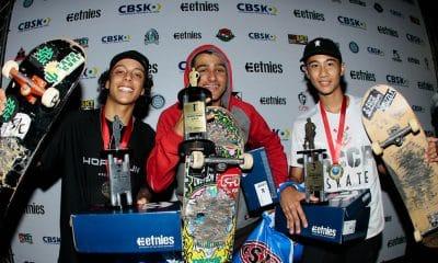 Campeonato Brasileiro Skate - Foto: Roger Tilskater/ Federação Paulista de skate