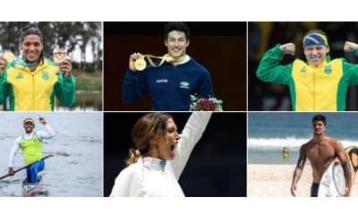 Definidos os concorrentes ao prêmio de Melhor Atleta do Ano