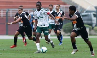 Palmeiras x Vasco - Brasileiro sub-20