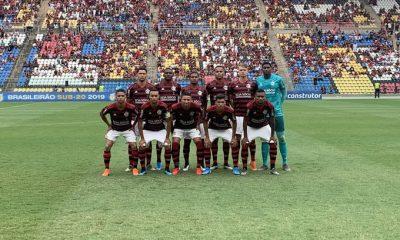Flamengo x Corinthians - Brasileiro sub-20