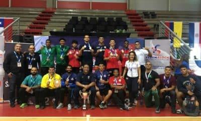 Equipe Brasileira de Wrestling - Foto: Divulgação/ CBW