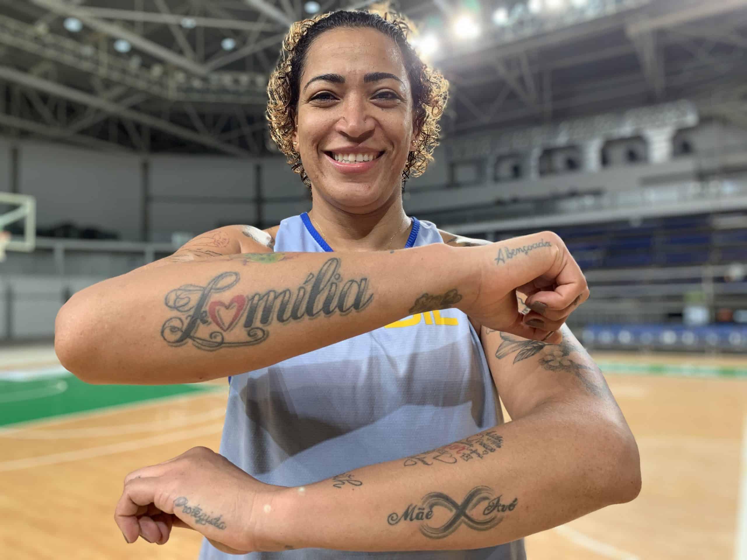 Érika - Pré-Olímpico