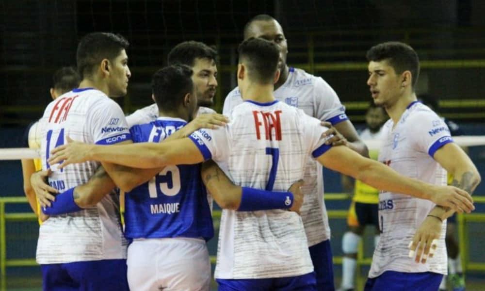 Fiat Minas x Anápolis - Mineiro de vôlei masculino