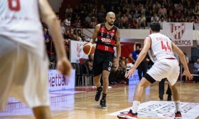 Flamengo x Instituto Córdoba - Champios League de basquete