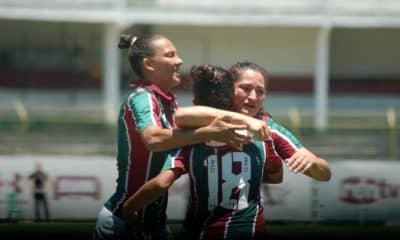Fluminense x Vasco - Carioca de futebol feminino