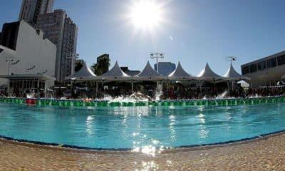 Interclubes infantil de natacao - Foto Satiro Sodré/SSPress/CBDA