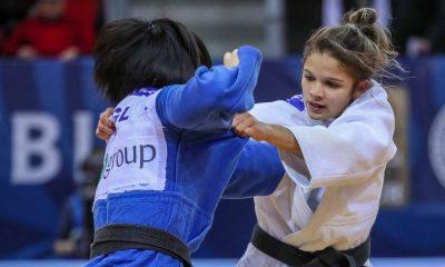 Larissa Pimenta Grand Slam de Tashkent