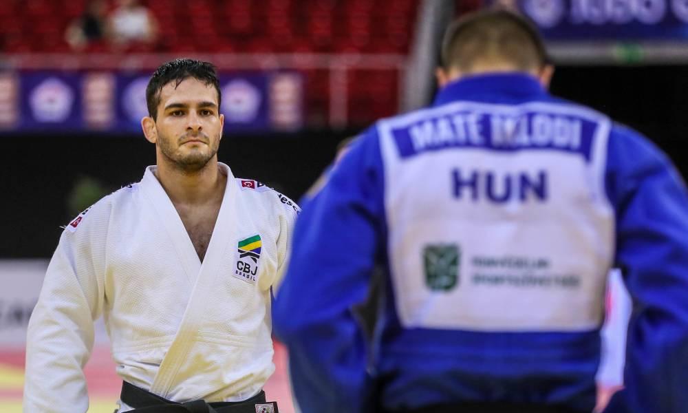 Leandro Guilheiro Grand Slam de Osaka