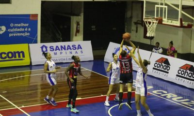 Ituano x Campinas - Paulista de basquete