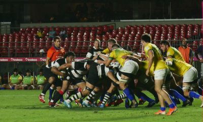 Brasil Rugby x Barbarian - Foto: Caio Poltronieri/OTD