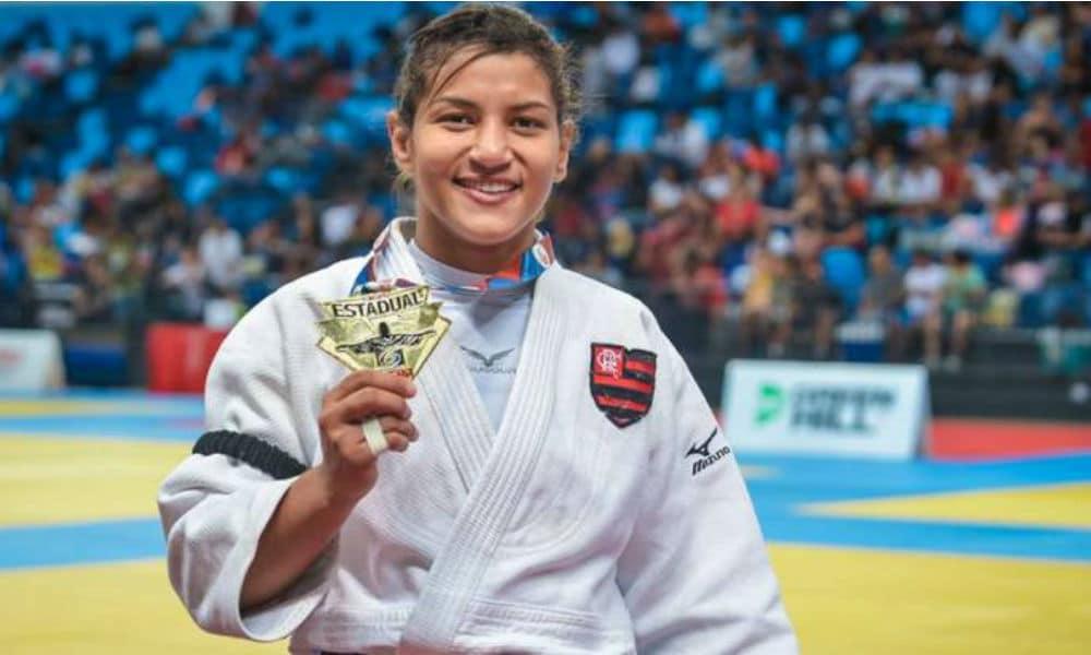 Sarah Menezes - Foto: Divulgação/ Judô Rio