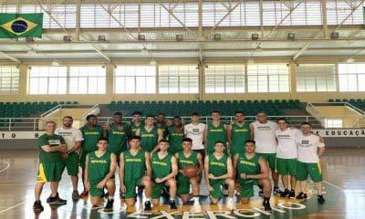 Brasil - Campeonato Sul-Americano sub-17