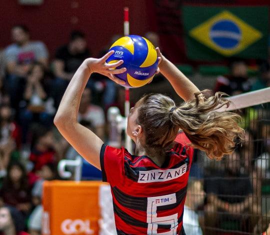ao vivo valinhos x flamengo superliga de vôlei feminino