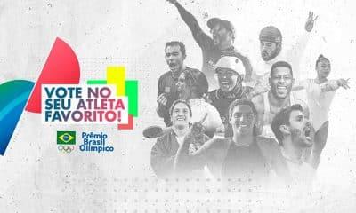 Atleta da Torcida será entregue no Prêmio Brasil Olímpico