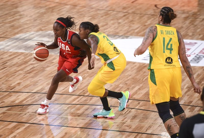 Pré-Olímpico de basquete