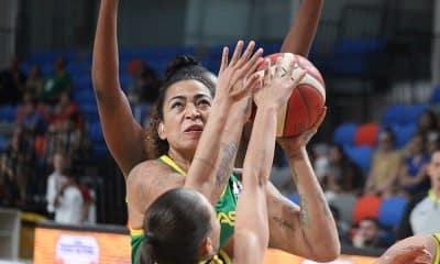 Brasil vence a Colômbia e agora pega a Argentina no Pré-Olímpico das Américas de basquete feminino