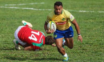Seleção Brasileira de Rugby vence Portugal