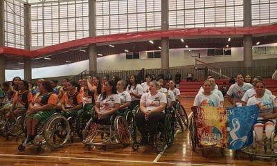 Brasileiro de Basquete em cadeira de rodas