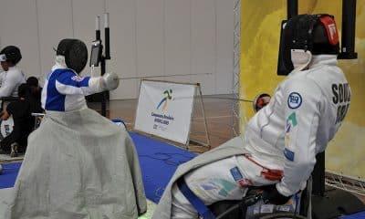 Brasileiro de Esgrima em Cadeira de Rodas