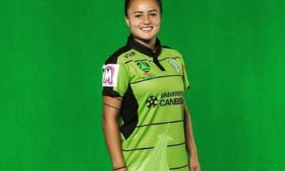 Camilinha - Canberra United