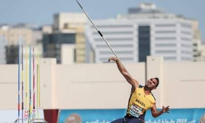 Cícero Valdiran é ouro no Mundial de Atletismo Paralímpico em Dubai
