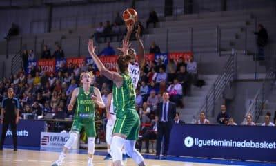 Lyon Asvel vence a segunda partida na Euroliga de basquete feminino