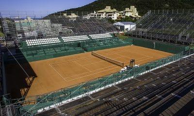 Costão do Santinho, em Florianópolis, recebe Brasil e Alemanha pela Fed Cup de tênis feminino