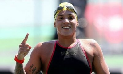 Ana Marcela Cunha: a melhor nadadora pela Swimming World