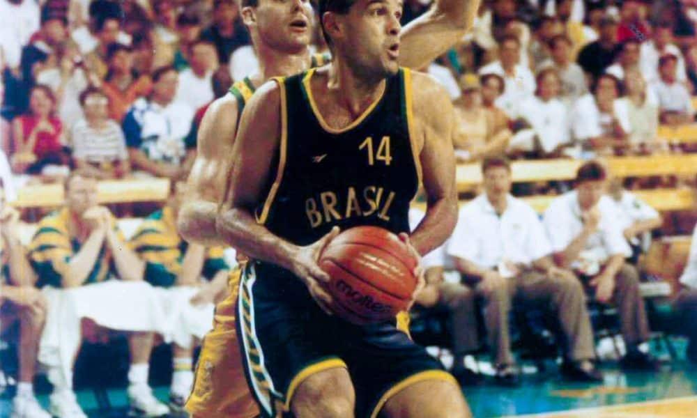 Oscar Schimidt - Prêmio Brasil Olímpico
