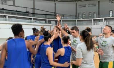 Seleção feminina inicia treinos para Pré-Olímpico das Américas