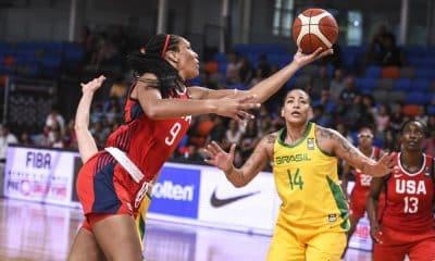 2º tempo afunda Brasil diante dos EUA no Pré-Olímpico
