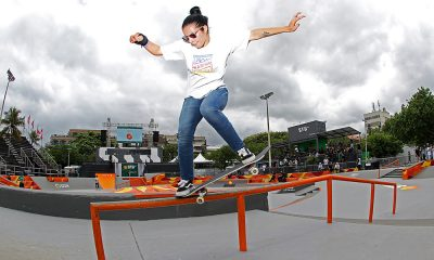 Isabelle Menezes do Skate Street no Stu Open do Rio